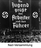 Nazi-Versammlung