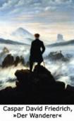 Caspar David Friedrich, Der Wanderer